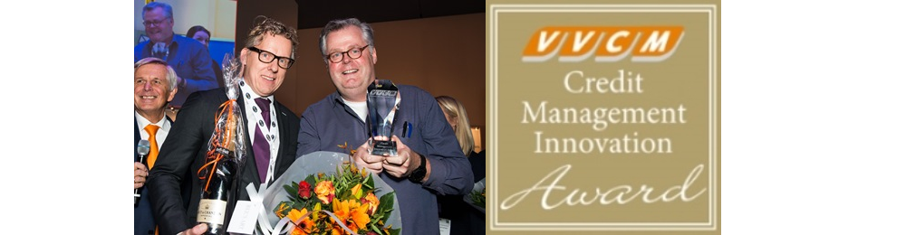 GGN Mastering Credit wint VVCM Credit Management Innovation Award