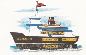 VVCM verenigingsschip